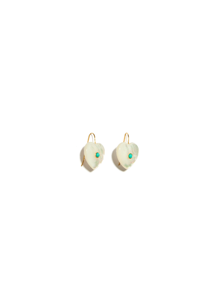 Lizzie Fortunato Jewels FOREVER EARRINGS IN PEARL