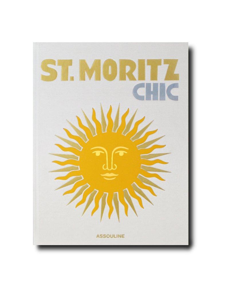 ASSOULINE ASSOULINE ST. MORITZ CHIC