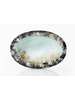 LILY JULIET LILY JULIET LARGE CAVIAR DISH CHARCOAL