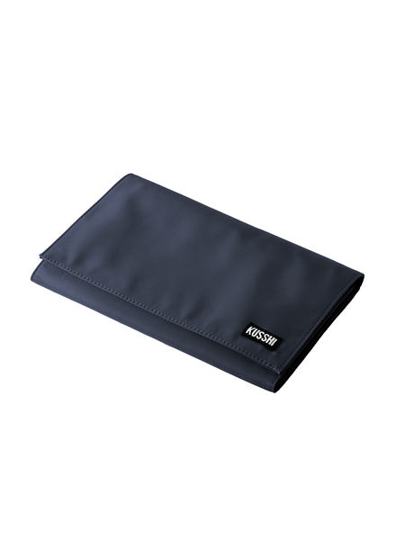 KUSSHI CLUTCH COVER NAVY