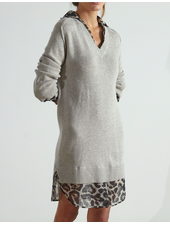 Brochu Walker LAYERED LOOKER DRESS