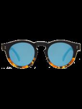 ILLESTEVA LEONARD HALF/ HALF LIGHT TORTOISE/ BLUE MIRROR