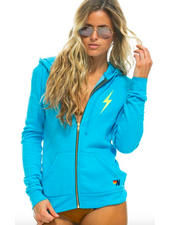 AVIATOR NATION BOLT 2 ZIP HOODIE