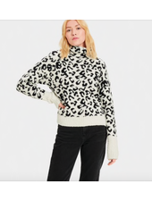 UGG SAGE MOCK TURTLENECK LONG SLEEVED