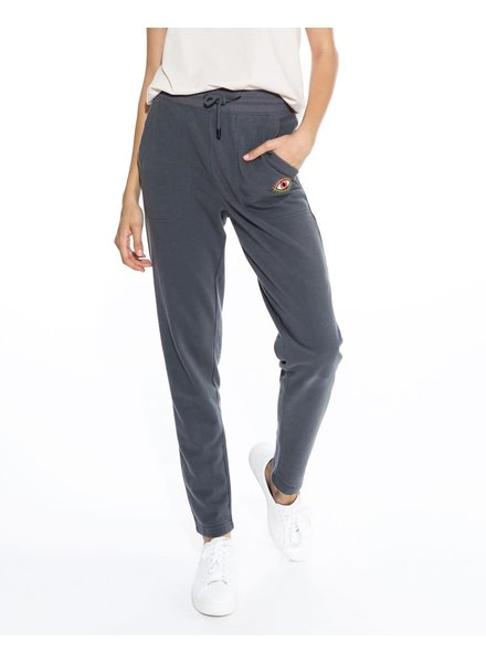 Nicole Miller SKINNY JOGGER WITH EMBROIDERY