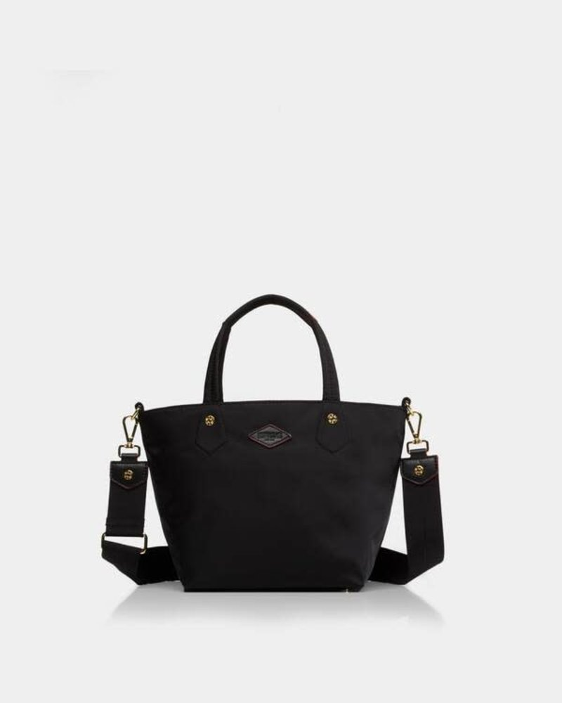 MZ Wallace MZ WALLACE SOHO TOTE XS BLACK AIR
