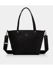 MZ Wallace SOHO TOTE MEDIUM BLACK AIR