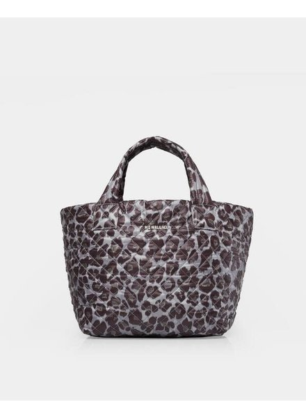 MZ Wallace METRO TOTE SMALL MAGNET LEO