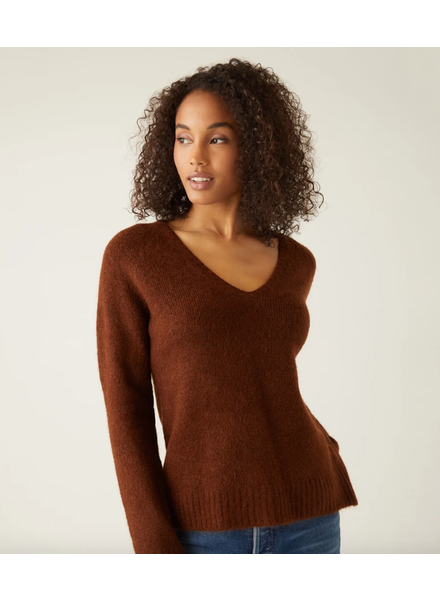 Fifteen Twenty V NECK PULLOVER