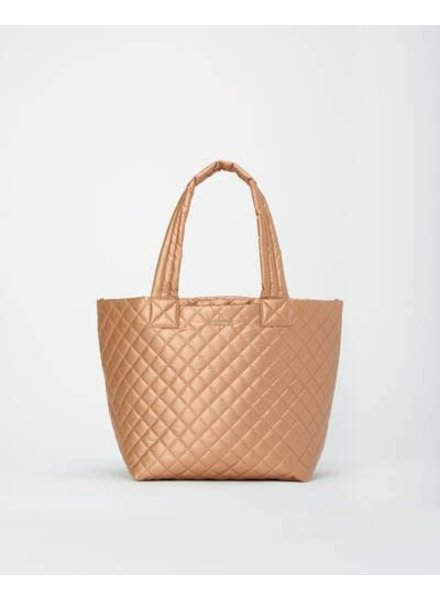 MZ Wallace METRO TOTE DELUXE MED COPPER II