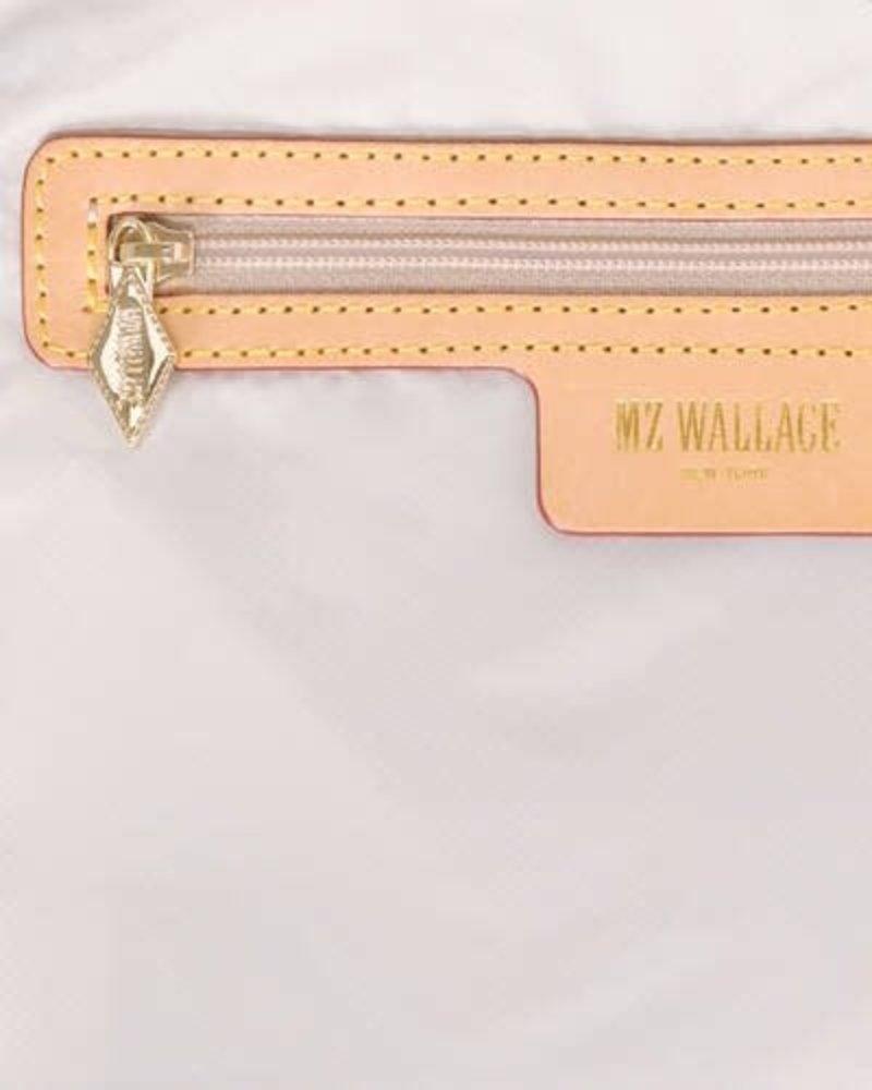 MZ Wallace MZ WALLACE METRO TOTE DELUXE SMALL COPPER II
