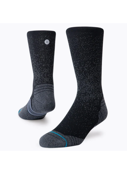 Stance RUN CREW ST BLACK LARGE