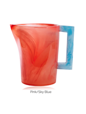 LILY JULIET PEARL'S PITCHER PINK/ SKY BLUE