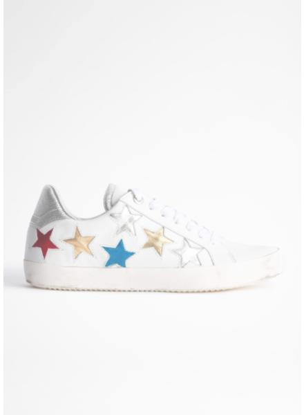 ZADIG & VOLTAIRE USED STARS SNEAKER