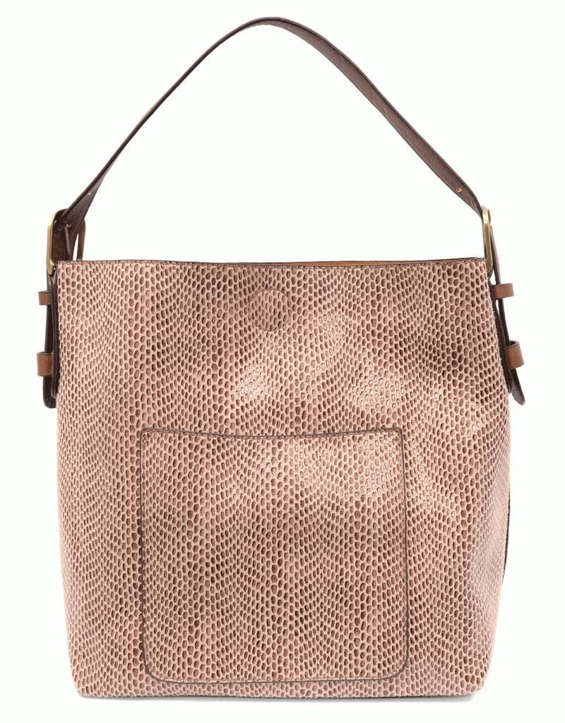 JOY SUSAN Python Sara Bucket Bag