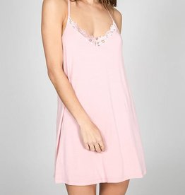 P J  SALVAGE Chemise Modal Nightdress