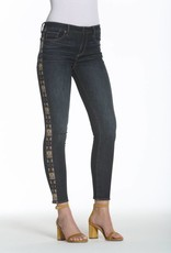 DRIFTWOOD Jackie Embroidered Skinny Jean