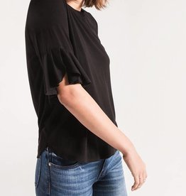 Z SUPPLY SHOP The Ruffle Tee