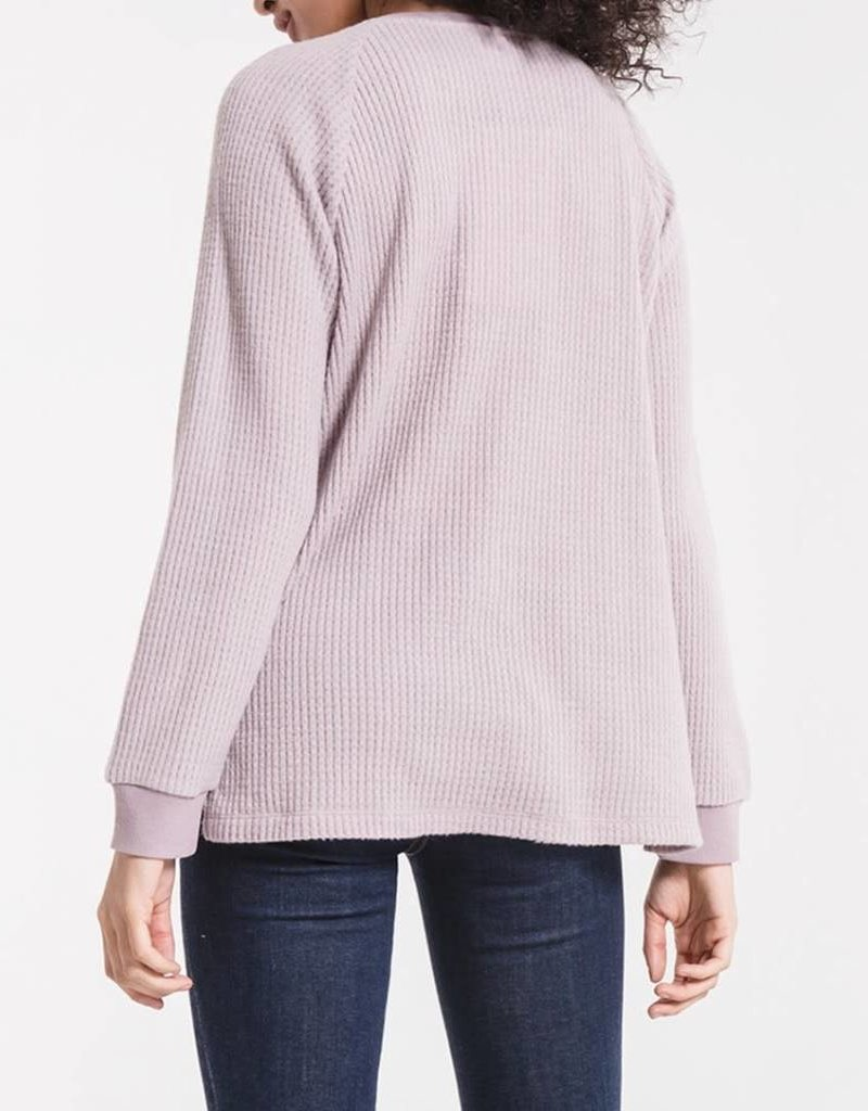 Z SUPPLY SHOP The Waffle Thermal Henley
