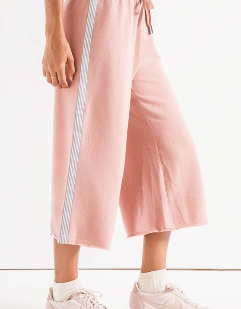 Z SUPPLY SHOP The Feathered Fleece Culotte