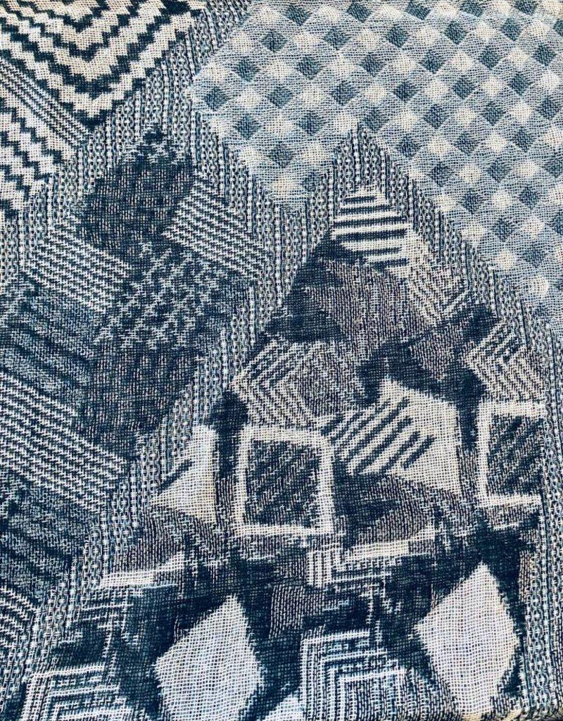 KW FASHION CORP Mosaic Scarf