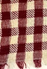 KW FASHION CORP Checkered Blanket Scarf