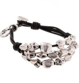 TRADES BY HAIM SHAHAR The Lisa Leather Bracelet