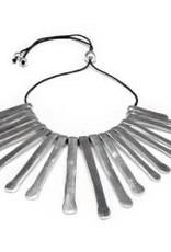 TRADES BY HAIM SHAHAR The Lotus Necklace