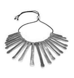 TRADES BY HAIM SHAHAR The Lotus Necklace
