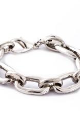 TRADES BY HAIM SHAHAR The Link Bracelet