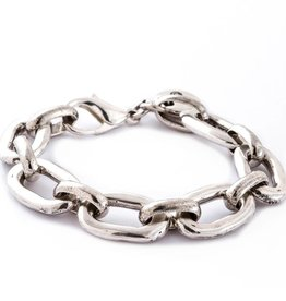 TRADES BY HAIM SHAHAR The Link Bracelet