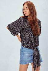 LOVESTITCH Demna Paisley Top