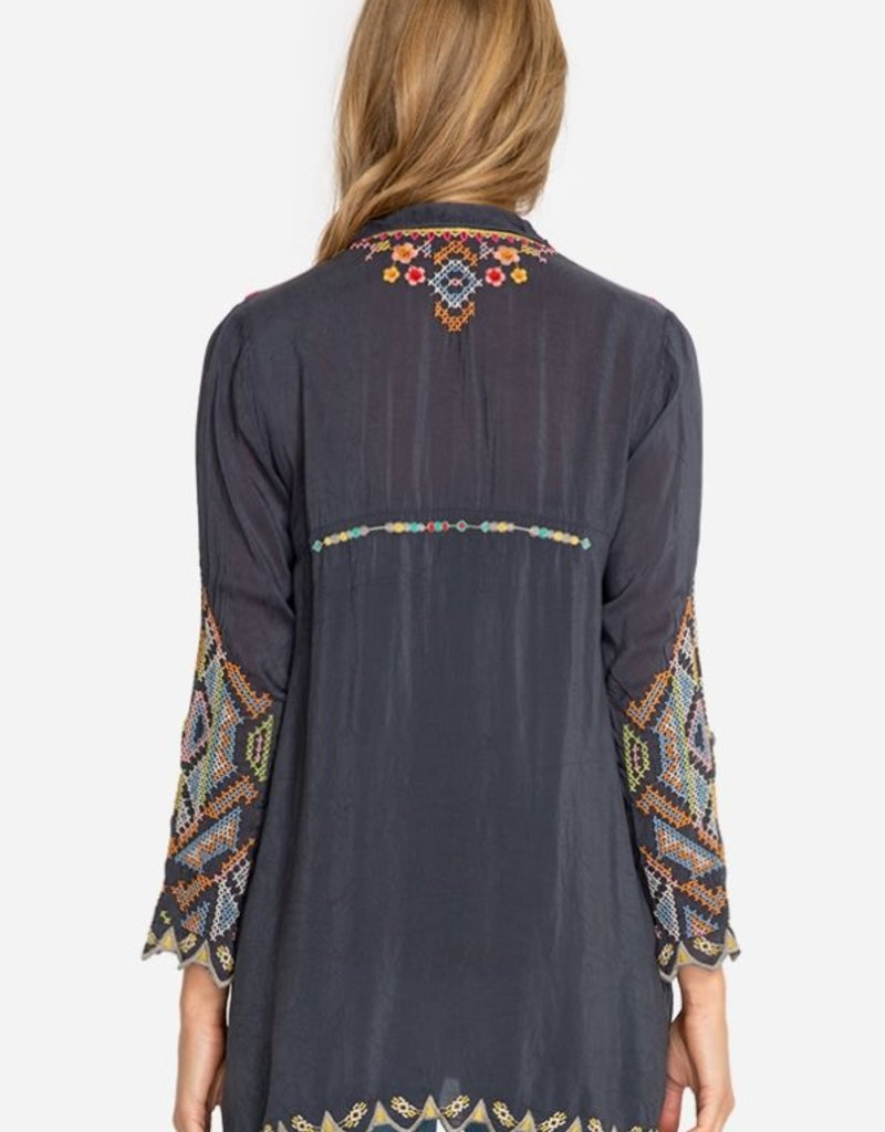 JOHNNY WAS Festival Tunic