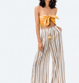 LOVESTITCH Noemi Stripe  Wide Leg Pant