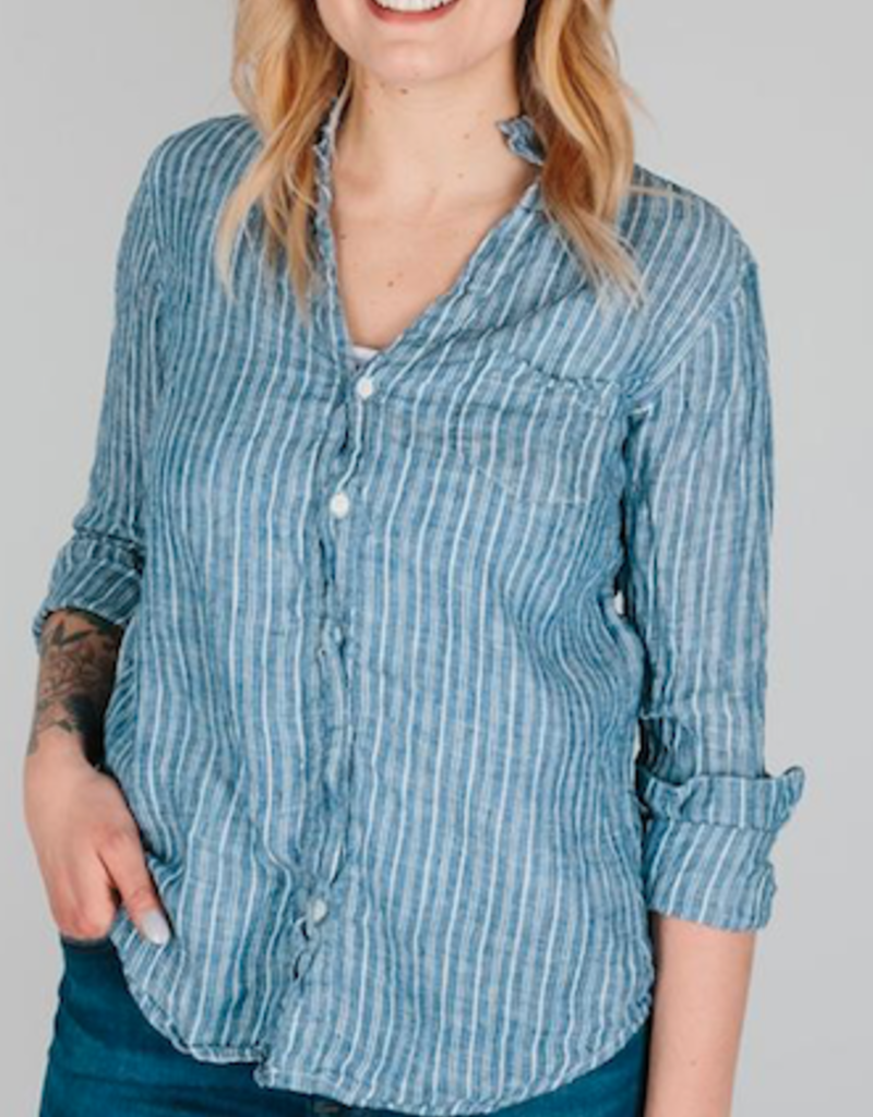 CP SHADES Sloane Stripe Shirt