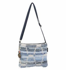 SUN N SAND Blue Shores Cross Body