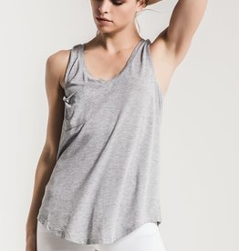 Z SUPPLY SHOP The Pocket Racer Tank (More Colors Available)