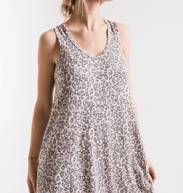 Z SUPPLY SHOP The Leopard Breezy Dress