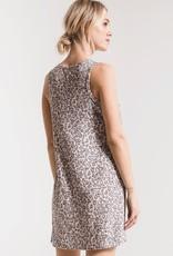 Z SUPPLY SHOP The Leopard Breezy Dress