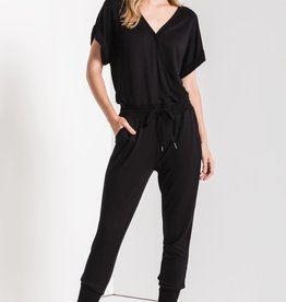 Z SUPPLY SHOP The Wrap Front Jumpsuit