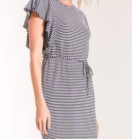 Z SUPPLY SHOP The Capri Ruffle Sleeve Dress