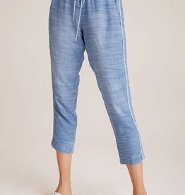 BELLA DAHL DOUBLE STRIPE PANT