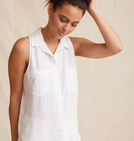 BELLA DAHL SHOP Sleeveless Split Back(More Colors Available)