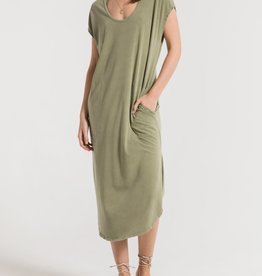 Z SUPPLY SHOP The Leira Midi Dress(More Colors Available)
