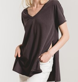 Z SUPPLY SHOP The Organic Cotton Side Slit Tunic (More Colors Available)