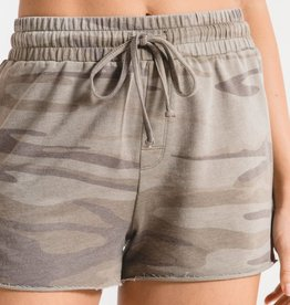 Z SUPPLY SHOP The Camo Sporty Short(More Colors Available)
