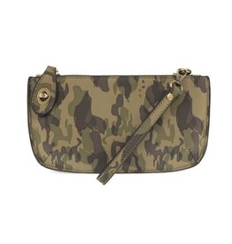 JOY SUSAN Camo Mini Crossbody Wristlet(More Colors Available)