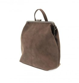 JOY SUSAN Phyllis Nubuck Conversion Backpack(More Colors Available)