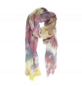 JOY SUSAN Tie Dye Scarf