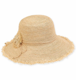 SUN N SAND Raffia Hat HH2296(More Colors Available)